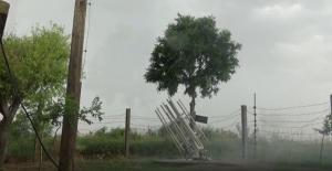 Ispaljivanje protivgradnih raketa