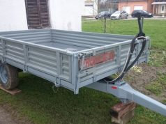 Registracija traktorske prikolice