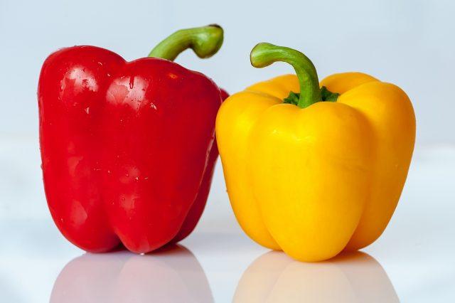 Cena paprike visoka