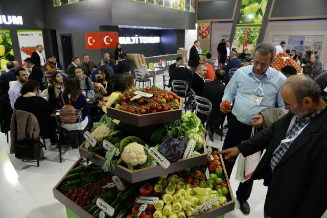 Sajam poljoprivrede u Turskoj