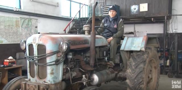 Traktor zimi - kako da ga pravilno i bezbedno koristite?
