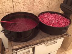 foto: Snežana Antunović, kako se pravi džem