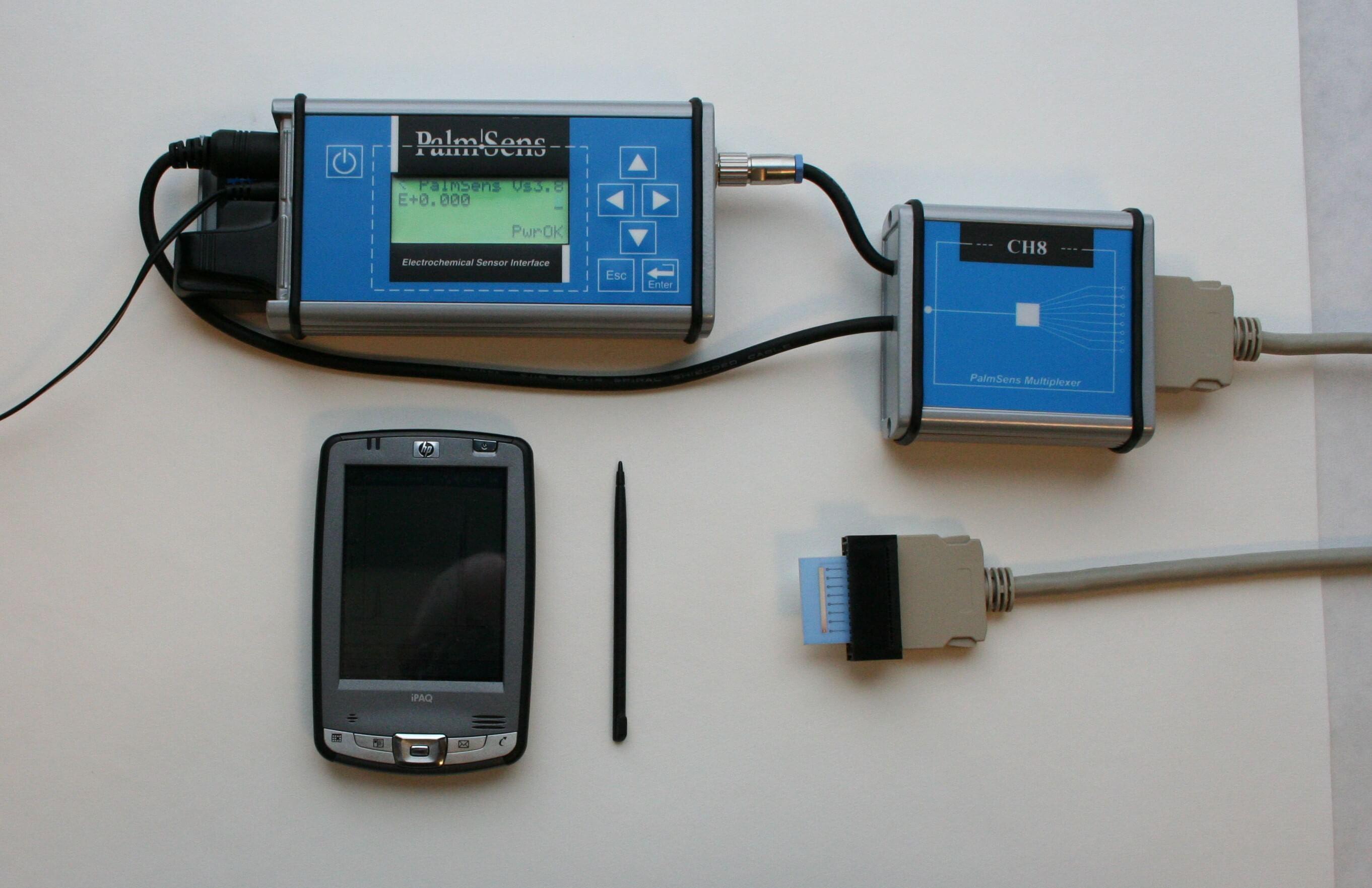 uređaj biosenzorske analize