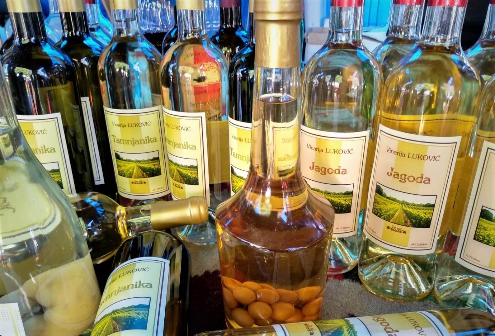 vino jagoda
